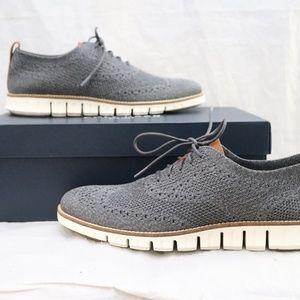 Cole Haan Zerogrand Stitchlite Mens Oxford Shoes